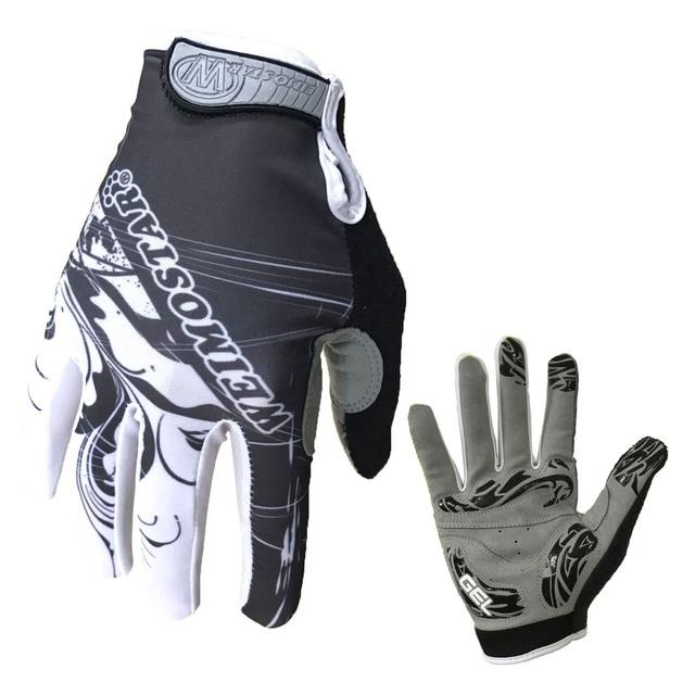 Atacado etixxl dedo cheio luvas de ciclismo guantes gel almofada luvas da motocicleta verão mtb bicicleta luvas 3