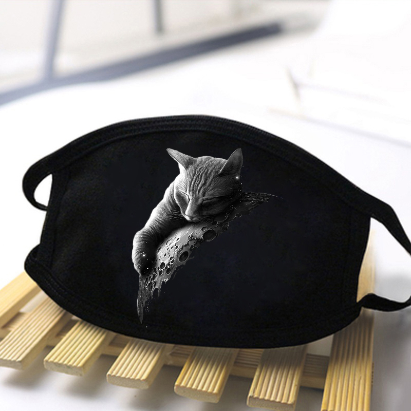 Funny Mother Of Cats Game Dustproof Mask 2020 Washable Soft Face Masks Skin-friendly Breathable Masks Masque De Protection
