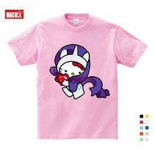 Meninas t camisa adorável dos desenhos animados camisetas mulheres verão legal boa qualidade topos confortáveis camisas casuais nova moda crianças 2020 esporte