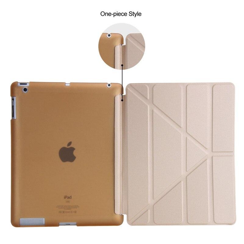 "Caso para ipad 2/3/4 9.7 2018/2017 5/6th ultra fino couro do plutônio macio capa inteligente para apple ipad mini 1/2/3/4/5 7.9 ""caso de mesa 10.2 6"