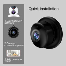 IP Camera Wifi 720P Outdoor Indoor Dome Security Wireless For Home Baby Monitor