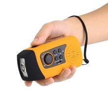 Portable Outdoor Rechargeable Flashlight MP3 Audio Music Player FM Radio Flashlight Loudspeaker