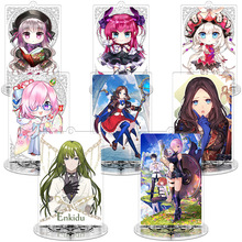 9cm Fate/Grand Order FGO Anime Action Figure Toy Acrylic Keychain Decorative Ornaments 19 Different Style