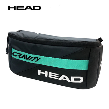 цена на Heidzvilev Same Type Gravity Series Head Wash Bag Official HEAD Tennis Accessories Wash Bag Small Light Tennis Storage Bag Towel