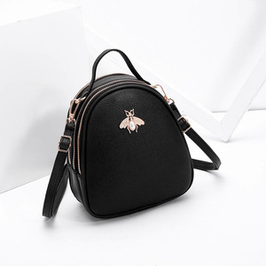 Image 2 - Luxury Handbags Women Bags Designer Ladies High Quality PU Leather Bag for Women 2020 Fashion Bee Decoration Famous Brands Tote