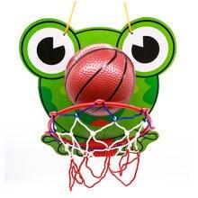 Набор для игры в баскетбол подвесной Тип рамка детские игрушки
