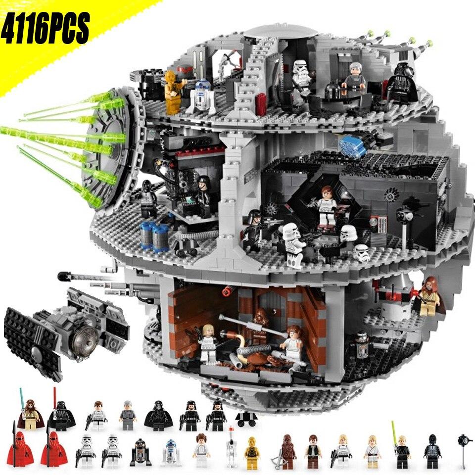 Death Star 05035 Wars Plan Series Compatible With 75159 10188 Lepinblocks Building Blocks Bricks Educational Toys Gift