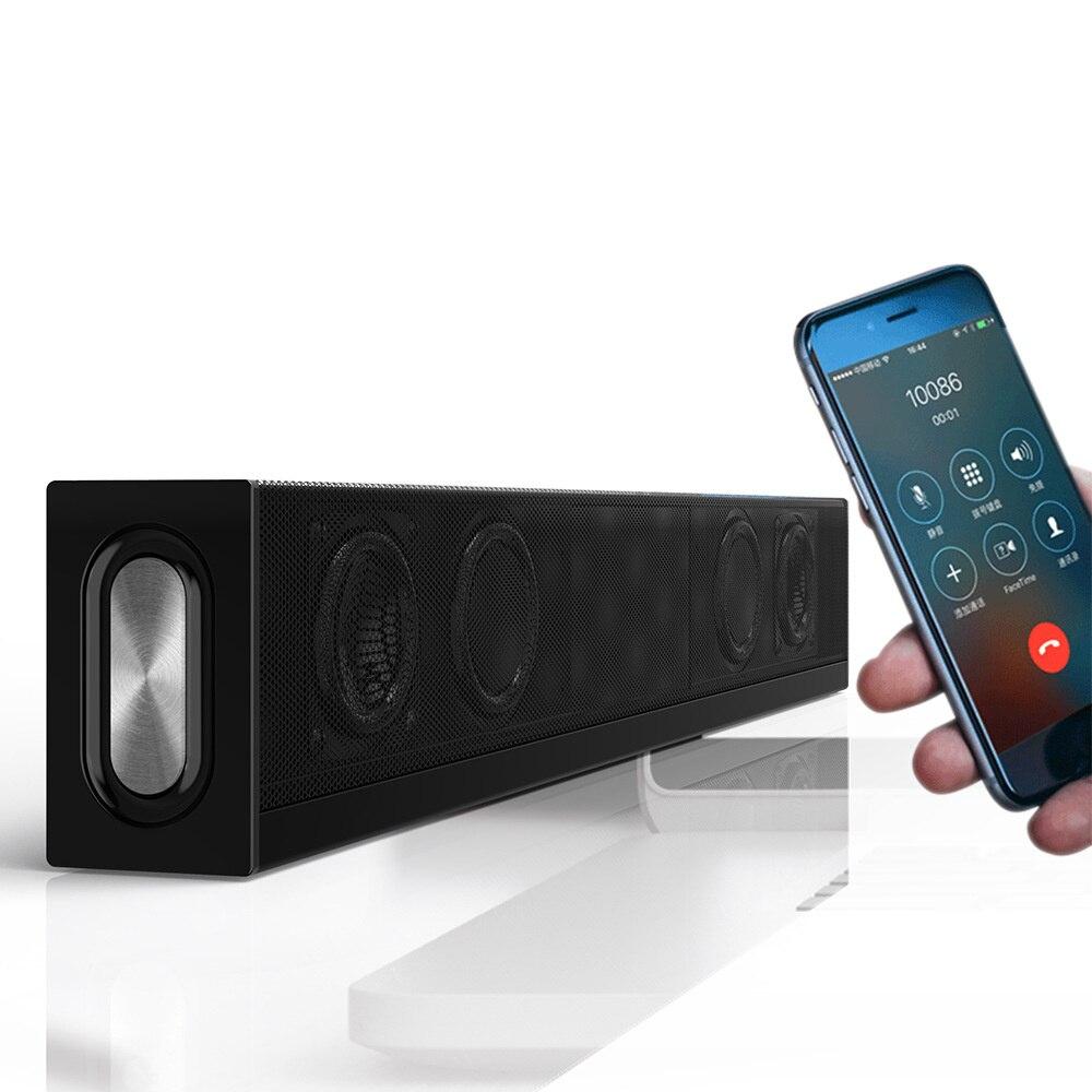 Sonido de alta calidad Bluetooth altavoz TF tarjeta de memoria altavoz inalámbrico audio subwoofer sistema música estéreo Sonido Envolvente - 6