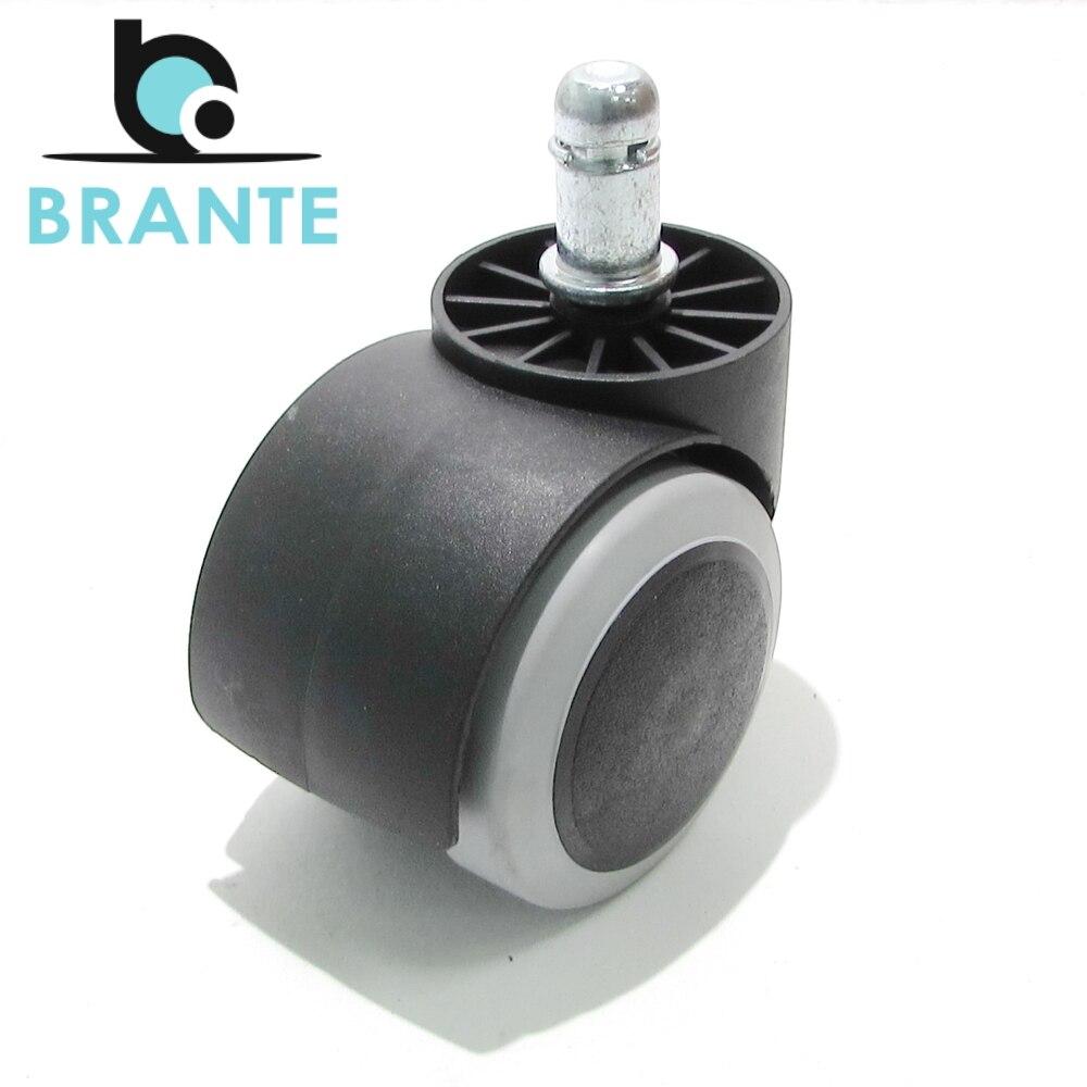Комплект 5 роликов Brante полумягкий 50 мм.