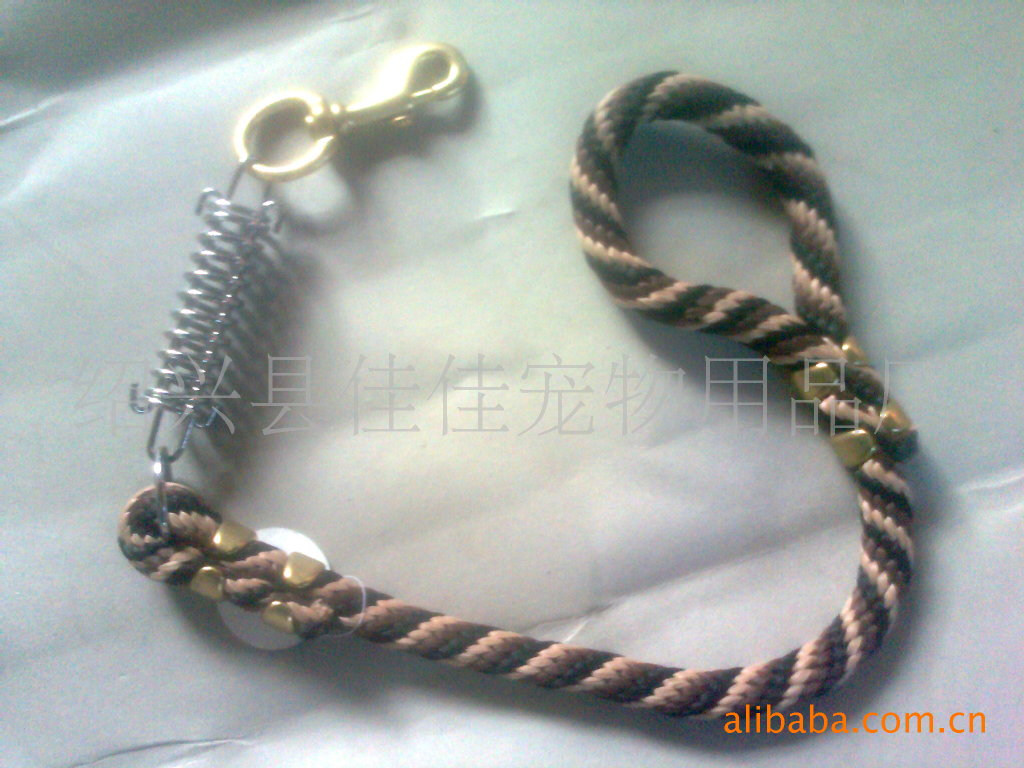 Color High Quality Pet Dog Collar Large Dogs For Hand Holding Rope Sample