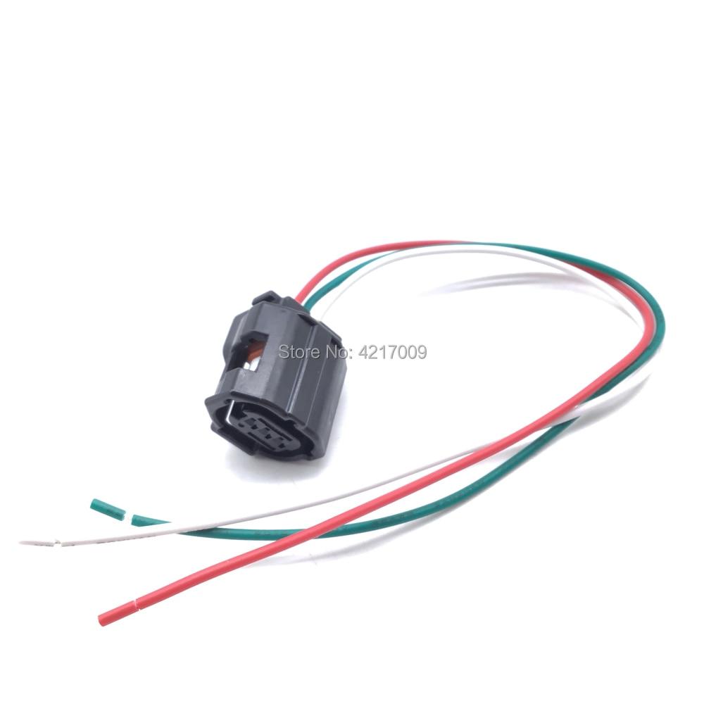 Otomobiller ve Motosikletler'ten Araç Yüksekliği Sensörü'de Far seviye sensörü kablo fişi Toyota Camry Avalon 89408 60030 89406 60030 89407 06010 8940706010  8940712030 title=