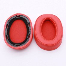 2Pcs Replacement Ear Pads Eapads Earmuffs Cushion for Sony MDR-100ABN Headphones GV99