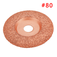 Hot Sale Angle Grinder Grinding Wheel Polishing Disc Carving Tool Woodwork 115 * 22mm Abrasive Tools For Wood Carving/ Shaping