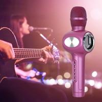 Wireless Mikrofon Bluetooth Mikrofon Karaoke Maschine Unterstützung Duett Singen Für IOS Android Telefon|Mikrofone|   -