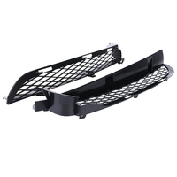 51117116397/51117116398 Left+Right Side 1 Pair Front Lower Bumper Grille Replacement for BMW X5 E53 04 06