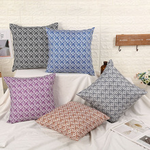 Multicolor Pillow Leaf Pillow Case For Display For Use Pillow Case Decorative Pillows Cushion Cover недорого