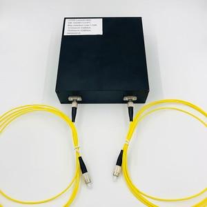 1000M OTDR Launch Cable Box Test extension line OTDR singlemode 9/125um 1310/1550nm optical fiber tester