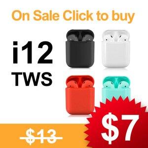 i12 Tws Original Wireless Head