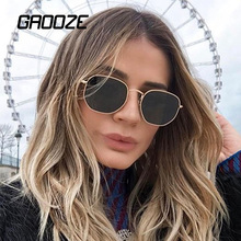 GAOOZE Luxury Sunglasses Women Square Glasses Female Sun Glasses Women
