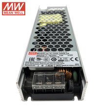 MEAN WELL UHP-200R-24 200W 24V Switching Power Supply 110V/220V AC to 24V DC 8.4A 200W Meanwell PSU with PFC redundant function(China)