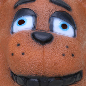 Image 5 - Five Nights At Freddys mask FNAF foxy chica Freddy Fazbear Bear mask for kids halloween party decorations Supplie