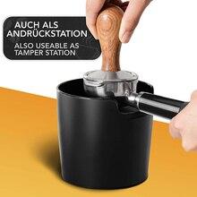 Bucket-Press-Box Knock Coffee Barista-Tools Ground-Box Household Creative Italian