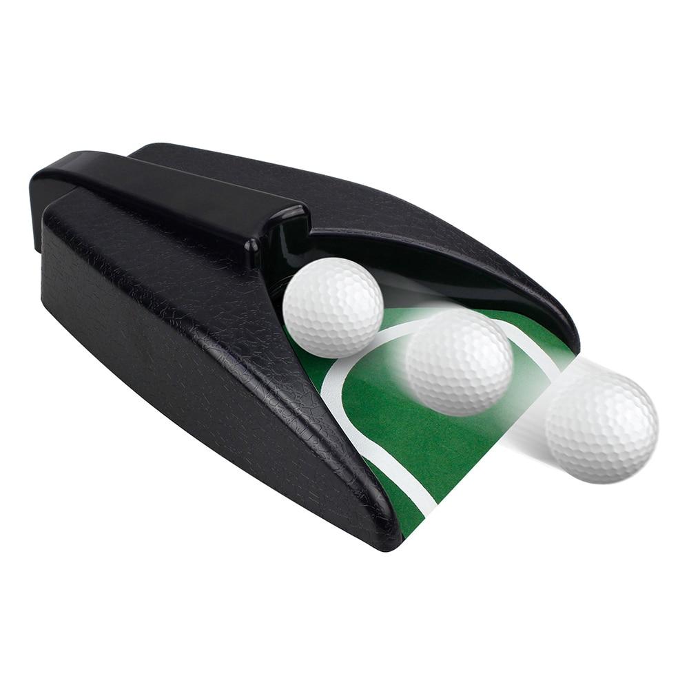 Automatic Golf Ball Return 1