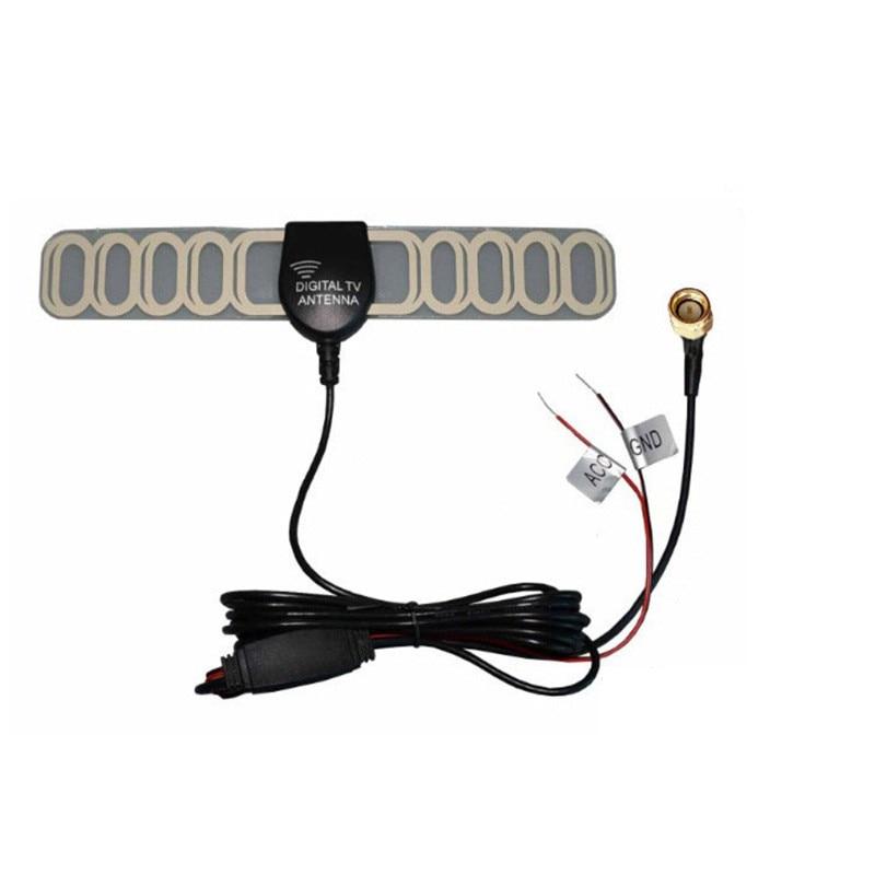 DTMB DVB-T ATSC ISDB Car Aerials Internal Glass Car Radio Antenna Digital TV Car film Antenna For Car Parts Replacement Accessories 9 -