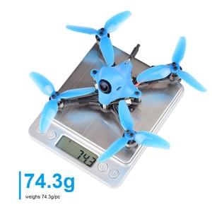 Image 5 - BETAFPV HX115 115mm HD 3 4S Freestyle Ripper toothpick Quad Drone with customized RunCam Split 3 Nano Camera 1105 5000KV motor