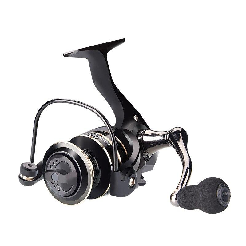 All Metal 5.2:1 AC2000 7000 Rocker Fishing Reel Spool Spinning Reel sea fishing Accessories wheel 8KG Max Drag Stainless Steel|Fishing Reels| |  - title=