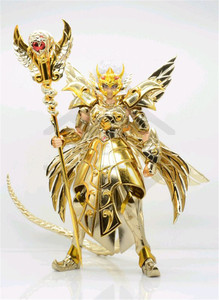 Image 4 - COMIC CLUB IN STOCK JMODEL the 13th gold saint Odysseus Ophiuchus metal armor EX Action Figure