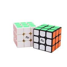 Venda quente original yj yongjun mgc m 3x3x3 2x2x2 magnético 2x2 mgc3 ii v2 3x3 velocidade cubo mágico profissional brinquedos educativos torção