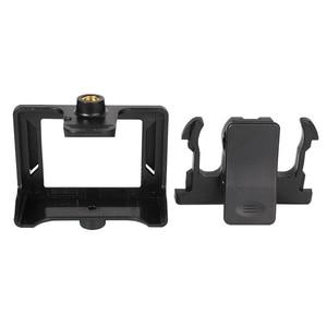 Image 5 - ภาพกีฬาเข็มขัดติดตั้งง่ายแบบพกพา Mount กรอบกล้องกระเป๋าเป้สะพายหลังทนทานสำหรับ SJ4000 SJ9000