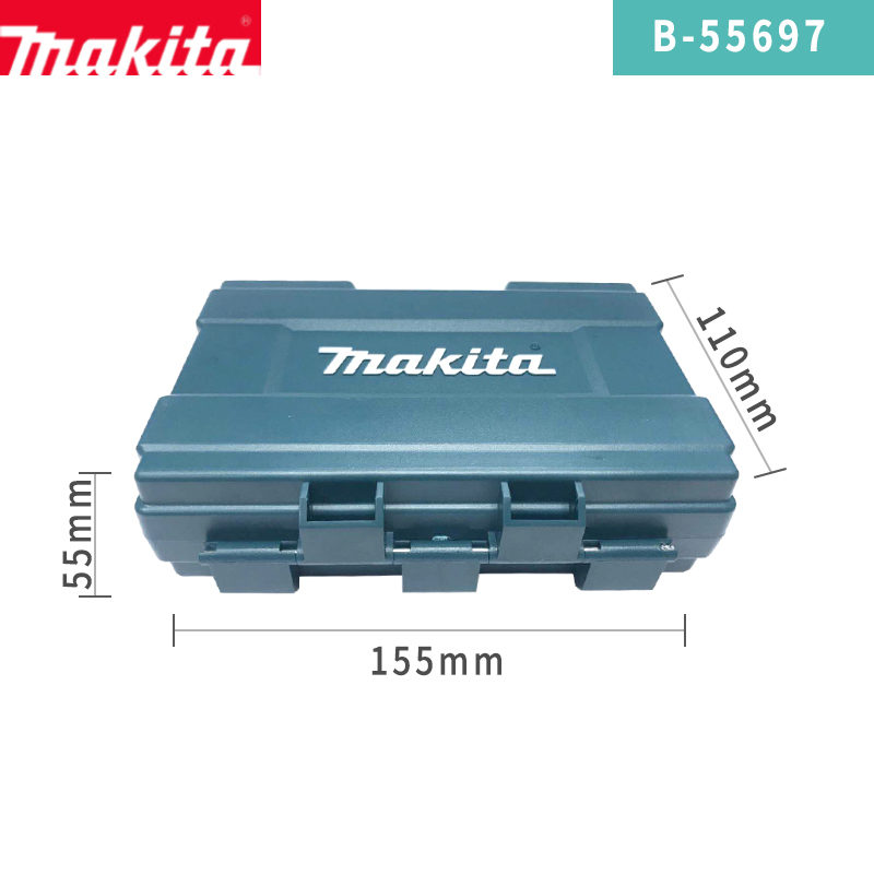 DICE MAKITA B Hexagon  43 Flower 55697 Pieces DRIVER Head Socket BITS GAME AND Cross   Head Tool BIT Parts FOR Type