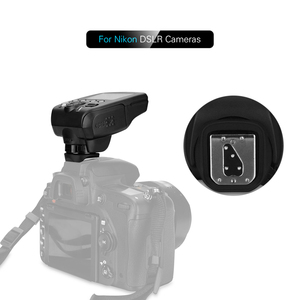Image 2 - YONGNUO YN560 TX PRO 2.4G Flash Trigger Speedlite Wireless Transmitter for Nikon DSLR Camera YN968N Speedlite RF605 Receiver