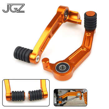 Pair for KTM Duke 390 2013 2014 2015 2016 125 200 Motorcycle CNC Aluminum Foot Brake Lever Gear Shifting Lever Pedal Accessories - DISCOUNT ITEM  11 OFF Automobiles & Motorcycles