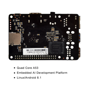 Image 2 - EAID 310 Embedded AI development embedded ARM development board Linux/Android compatible Raspberry pi 4b/3b