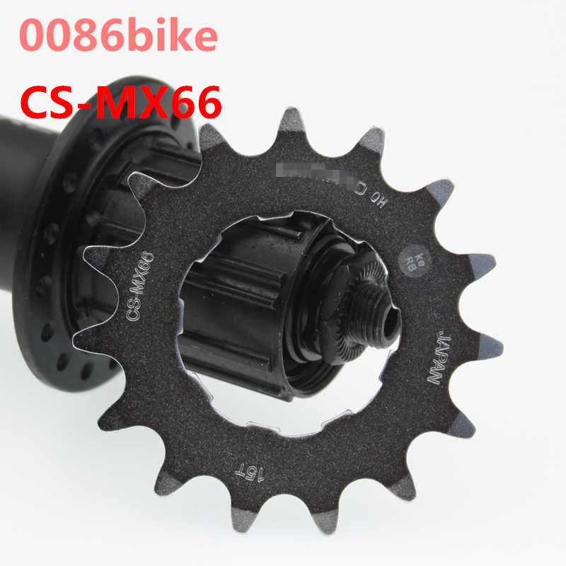New ZTTO MTB Bike Single Speed Flywheel Sprocket Cassette Cog Fixed Gear 16T-23T