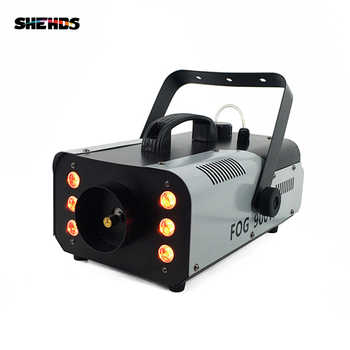 900W RGB 3in1 LED Fog Stage Effect Smoke Machine Remote Control Smoke Machine Stage Lighting Fog Equipment High Quality - DISCOUNT ITEM  8% OFF All Category