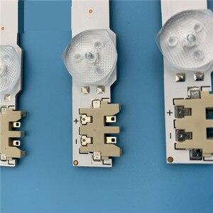 Image 2 - Voor Samsung 2013SVS32H Ue32f5000 D2GE 320SCO R3 UA32F4088AR UA32f4100AR Backlight Lumen D2GE 320SC0 R3 650 Mm 9LED 32 Inch