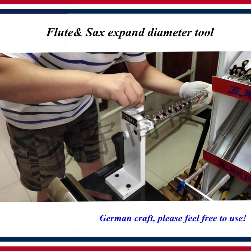 Wind Instrument Repair Tool   Flute Repair Tools   Flute & Saxophone Expand  Diameter Tool