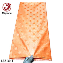 Lace-Fabrics Getzner Bazin African Cotton for Clothing LBZ-30 Fragrance Riche New-Arrival