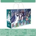 Grandmaster of Demonic культивирование аниме Lucky Bag Mo Dao Zu Shi игрушка открытка постер Закладка Подарочная сумка для фанатов подарок
