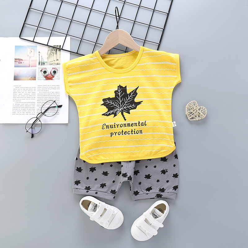 2pcs Toddler Baby Summer Boys Clothes 1 2 3 4 5 Years Short Sleeve T Shirt+shorts Girls Outfits Kids Clothing For Children Sets Clothing Sets    - AliExpress