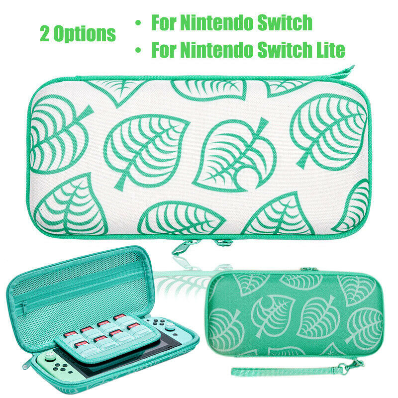 Nintend Switch Carrying Bag For NS Switch Console Portable Mini Storage Hand Case For NintendoSwitch Lite Accessories Caps(China)