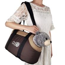 Cat Backpack Carrier Puppy Travel Foldable Pet-Bag Single-Shoulder Dog Outdoor Breathable