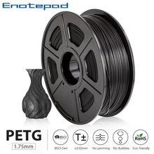 Enotepad petg 175 мм допуск + 1 кг 22lb3d принтер нить s катушка