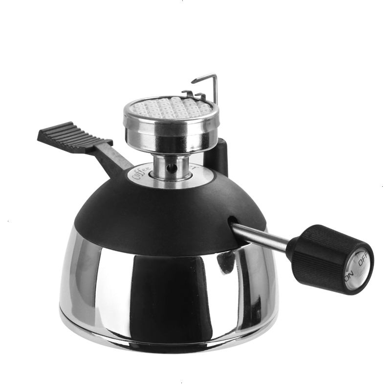 TIMEMORE Mini Portable Coffee Stove Moka Pot Siphon Outdoor Portable Stainless Steel Furnace Stove Concentrated firepower