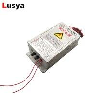 300W גבוהה מתח אלקטרוסטטי אספקת מחולל אלקטרוסטטי אוויר מסנן 30 kV פלט עבור קטר הסרת T0482