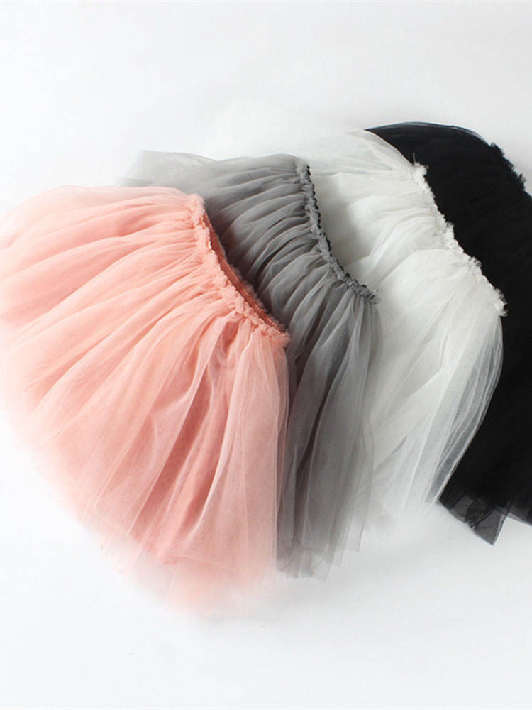 Юбки-пачки для маленьких девочек розовая одежда для малышей детская юбка принцессы для девочек бальная юбка-американка вечерние юбки Kawaii д...